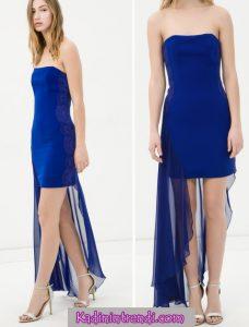 Mezuniyet Balosu elbise modelleri-1