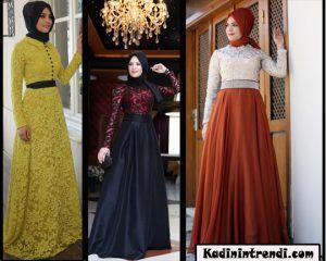 Tesettür Abiye modelleri 2016-1