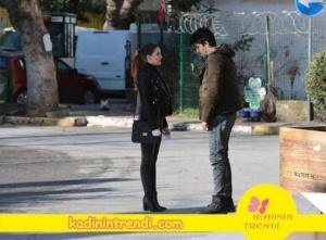Ölene Kadar 3 bölüm kıyafetleri Dağhan'ın montu ve Selvi'nin siyah Ceketi