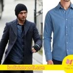 İçerde 16 bölüm dizi kıyafetleri Mert'in üstündeki kot gömleğin markası Mudo.