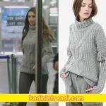 Bu-Şehir-Arkandan-Gelecek-2-Bölüm-dizi-kıyafetleri-Derinin-gri-püsküllü-kazağı-Koton-marka