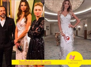 Bu Şehir Arkandan Gelecek 4 bölüm kıyafetleri Derinin giydiği elbise markası Tuvanam