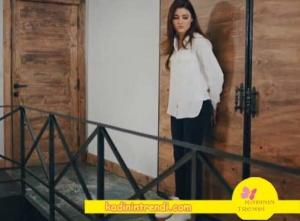 Aşk Laftan Anlamaz 30 Bölüm Kıyafet Hayatın beyaz gömleği Adil Işık. Siyah Jean pantolonu Mavi.