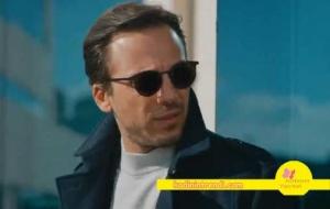 Cesur ve Güzel dizisinde Bülent'in siyah gözlüğü Turkuaz Optikten