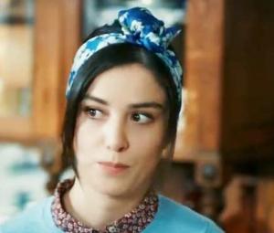 Yıldızlar şahidim Haziran'ın mavi bandanası Accessorize Marka.