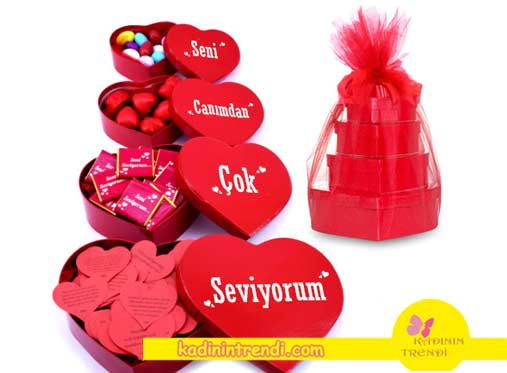 Sevgiler Günü Hediye Fikirleri
