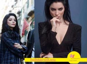 İçindeki Fırtına Ezgi-karakterinin giydiği Siyah V yaka elbise Selma Çilek markadır.