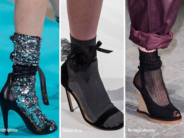 2017 İlkbahar – Yaz Ayakkabı Modası