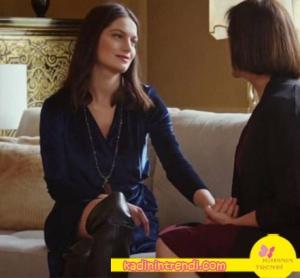 lene Kadar 9 bölüm Gülcan Arslan Berilin elbisesi H6 By Hazal Ozman markadır.