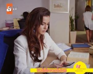 Ölene-Kadar-9-bölüm Selvinin giydiği beyaz ceket markası açıklanacak