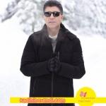 stanbullu gelin 2 bölüm dizi kıyafetleri Özcan denizin giydiği siyah palto prada kazak Net Work