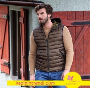 Cesur ve Güzel 19 Bölüm kıyafetleri Kıvanç Tatlıtuğ kahve rengi yelek ve hardal triko kazak markaları açıklanacak.