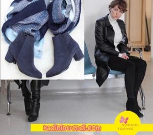 Ceylan karakterinin süet botlarının markası Shoes House