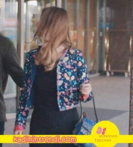 Handan Tuba Ünsalın giydiği ceket markası Channel
