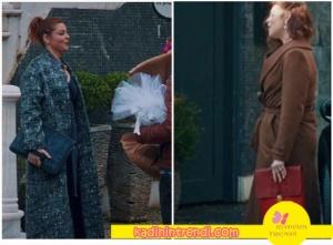 Hayat Şarkısı Zeynep karakterinin kullandığı çantalar Pinky Lola Marka