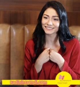 No 309 dizisi 39 bölümde Lale nin giydiği kırmızı gömlek Officialcity marka