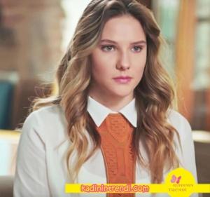 Paramparça 94 bölümde hazal karakterinin giydiği beyaz turuncu gömlek Bonprix markadır