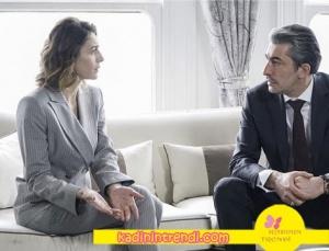 Paramparça Dilara gri çizgili takım elbise RCut İstanbul