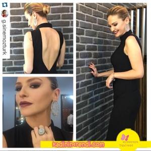 Paramparça-Sema-Sinem-Öztürk-siyah-elbisesi-Fatma-Yıldız