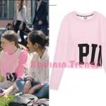 Fi Dizisi 1 Sezon 4 bölüm Duru Pembe Sweatshirt Pink marka