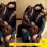 Fi dizisinde Berrak Tüzün Atac'ın Fi dizi tanıtımı için giydiği kahve rengi tulum markası Raisa&Vanessa. Mehmet Günsur'un Gömleğinin markası açıklanacak.