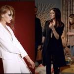 Fi dizisinin 2 bölümünde Özge Özpirinçci' nin siyah ceketi Rcut İstanbul marka.