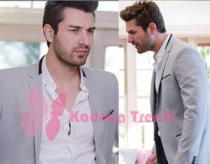 No 309 Furkan Palalı ceket ve gömlek Zara