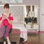 Fazilet Hanım ve Kızları 7. Bölüm Yasemin Kırmızı Bluz Koton markadır