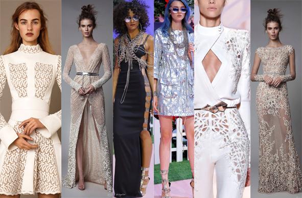 Avangart Giyinmeyi Sevenler İçin 2017 Avangart Abiye Elbise Modelleri 2