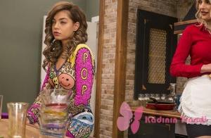 Türk Malı 1. Bölümde Selin Kuzu'nun giydiği renkli ve desenli elbise hangi marka