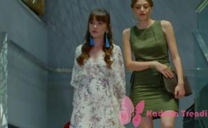 Dolunay 7. Bölüm Fatoş haki elbise markası araştırılıyor