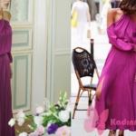 Fazilet Hanım ve Kızları dizisinde, Hazan karakterinin giydiği mor markasıMy Best Friends.