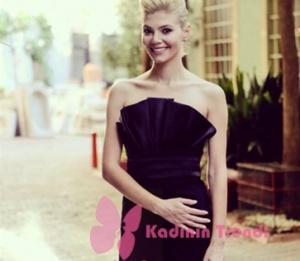 Dolunay Demet Kıyafetleri Alara bozbey Siyah elbise Tugce Yuzbasioglu markadır