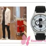 Kalp Atışı 10. bölüm dizi kıyafetleri Ali Asaf karakterinin taktığı kol saatinin markası Nacar
