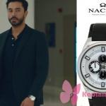 Kalp Atışı dizisi Ali Asaf saat Nacar sponsorluğunda Ali Asaf Siyah ceket markası Ramsey