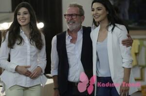 Rüya dizisinde Elif'in giydiği beyaz ceket Zara marka