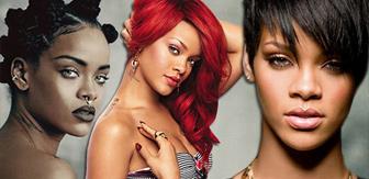 Rihanna Kilo Aldı Ama Moda İkonu Olmaya Devam