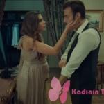 İstanbullu Gelin 20. bölüm dizi kıyafetleri İpek abiye elbisesi İpek hamile abiyesi