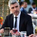 İstanbullu Gelin Kıyafetleri 19. Bölüm Faruk siyah Takım elbise Cacharel.