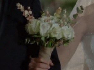 Siyah İnci Hazal gelinlik çiçeği