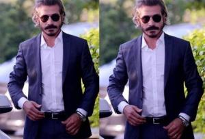 Siyah Beyaz Aşk Dizi Kıyafetleri Cüneyt lacivert takım markası Hatemoğlu Cüneyt saat ve gözlük