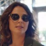 Ufak Tefek Cinayetler Arzu güneş gözlüğü turkuaz optikten