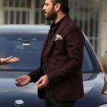 Çukur Dizi Kıyafetleri 4. ve 5. Bölümler Vartolu bordo ceket ve bordo yelek hangi marka