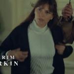 İstanbullu Gelin Süreyya beyaz triko kazak ne marka