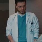 Kalp Atışı son bölümde Oğuzun giydiği mavi kazak People By Fabrika'dan