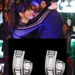 Dolunay 19 Kasım son bölümde Nazlı'nın taktığı taşlı küpenin markası AG Jewellery By Asli Goncer.