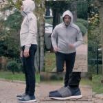 Fi Çi Dizi Kıyafetleri 1. Bölüm Can Manay'ın adidas kombini.