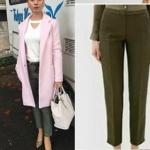 Kalp Atışı dizi kıyafetleri Nazlı Pantalon markasıKoton