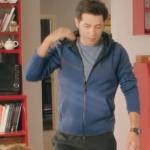 Mert Fırat'ın dizinin son bölümünde giydiği mavi spor üst markası nereden?