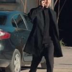 Çukur 9. ve 10. bölümlerde Yamaçın giydiği siyah botlar Derimod marka.